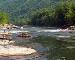 new river real estate