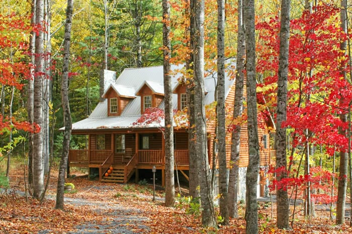 Woodlands Cabin